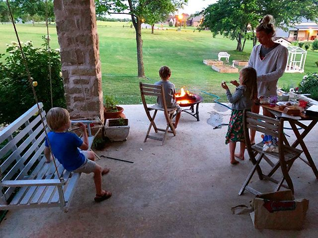 #s'mores night