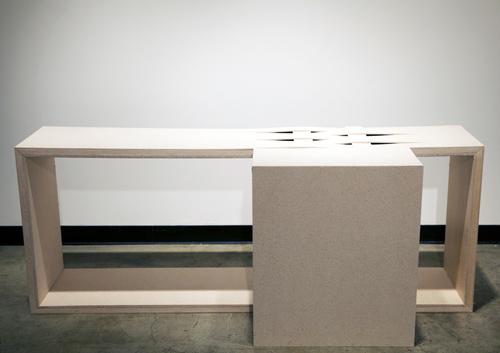 Interwoven Desk