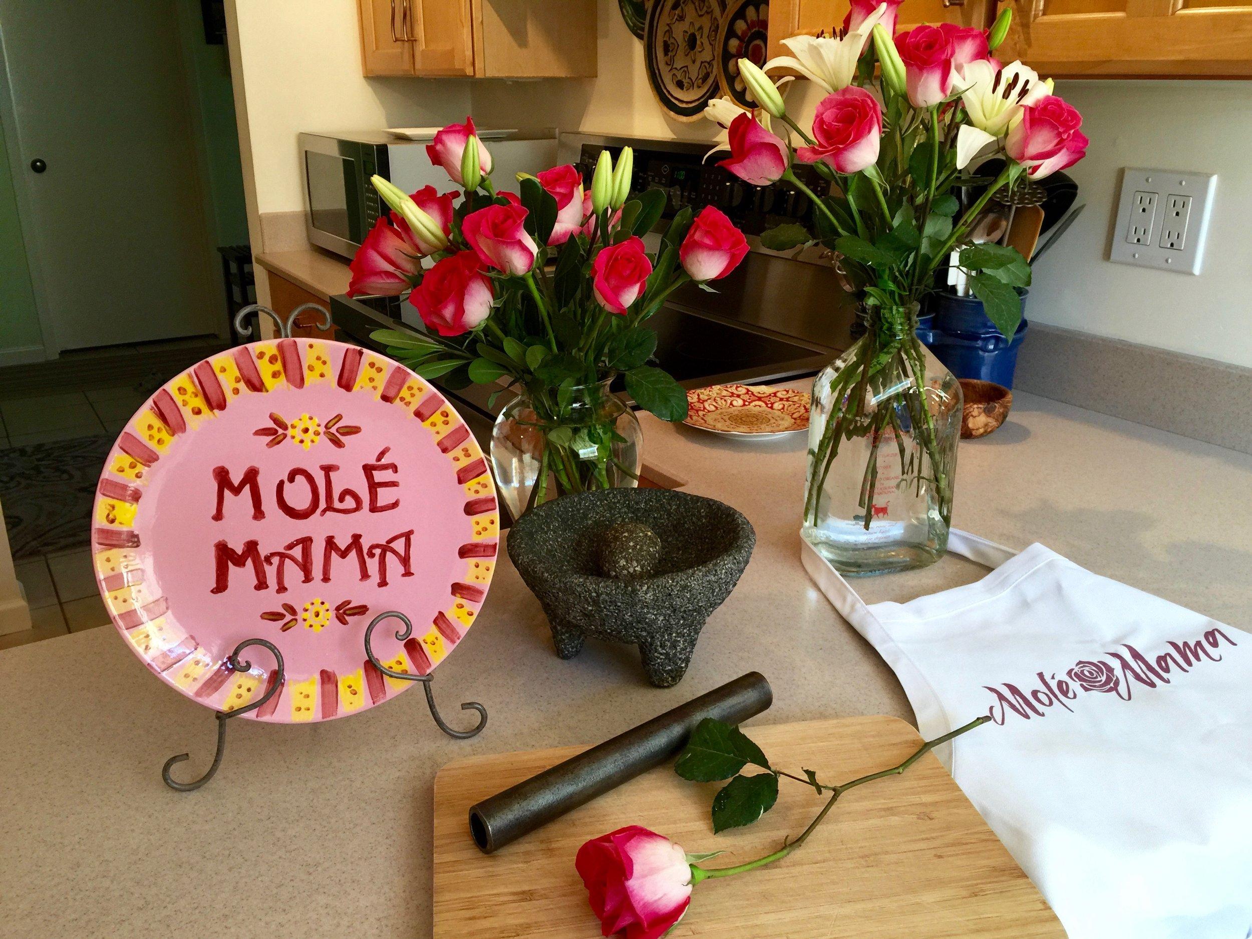 Molé Mama's Kitchen
