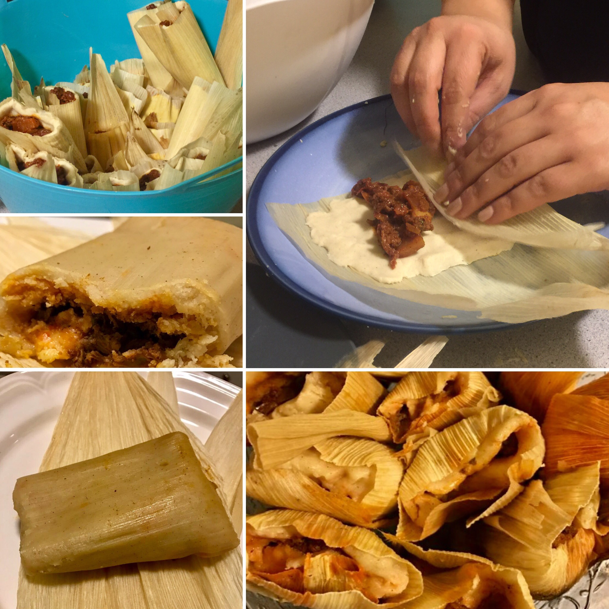 Tamale goodness!