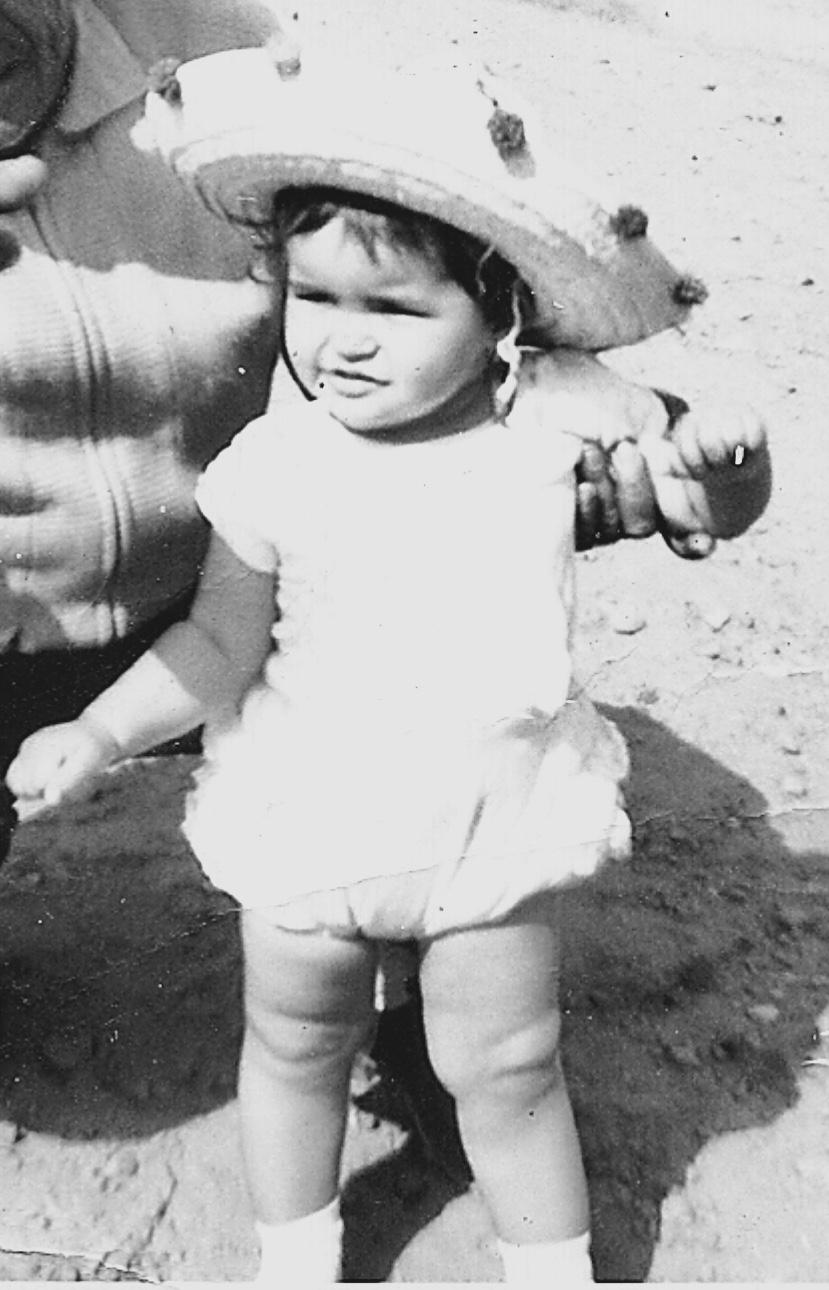 Molé Mama age 2