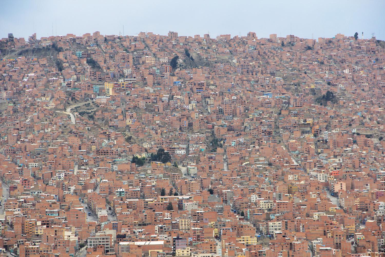 La Paz- El Alto
