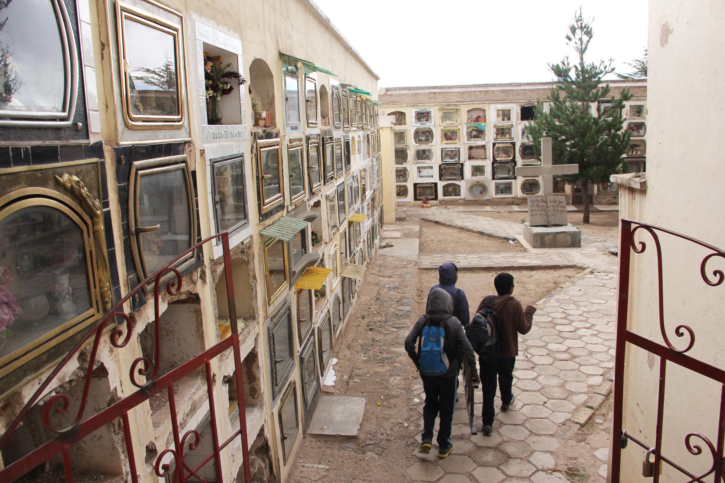 Cimitero di Potosì