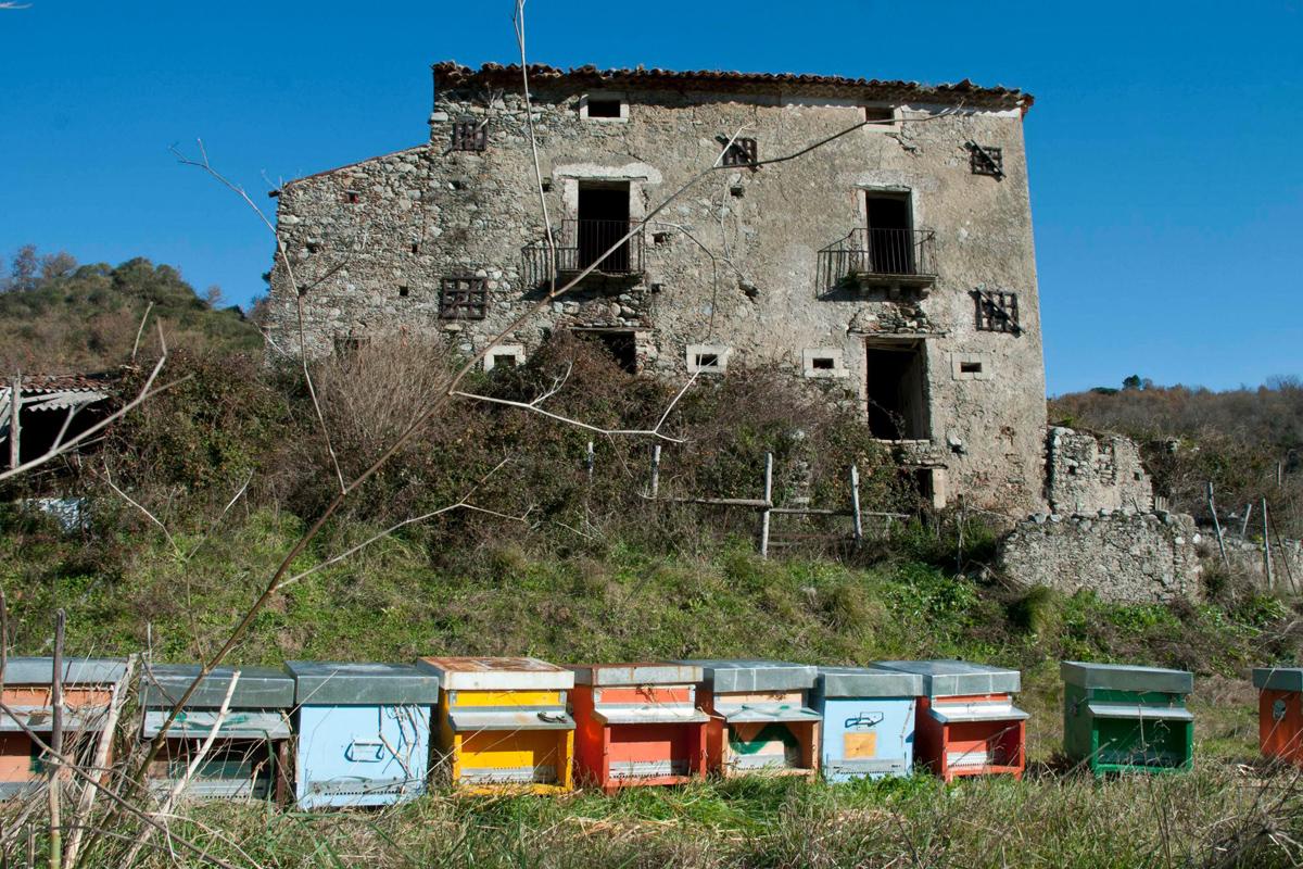 Casa Lamirtia, Calabria