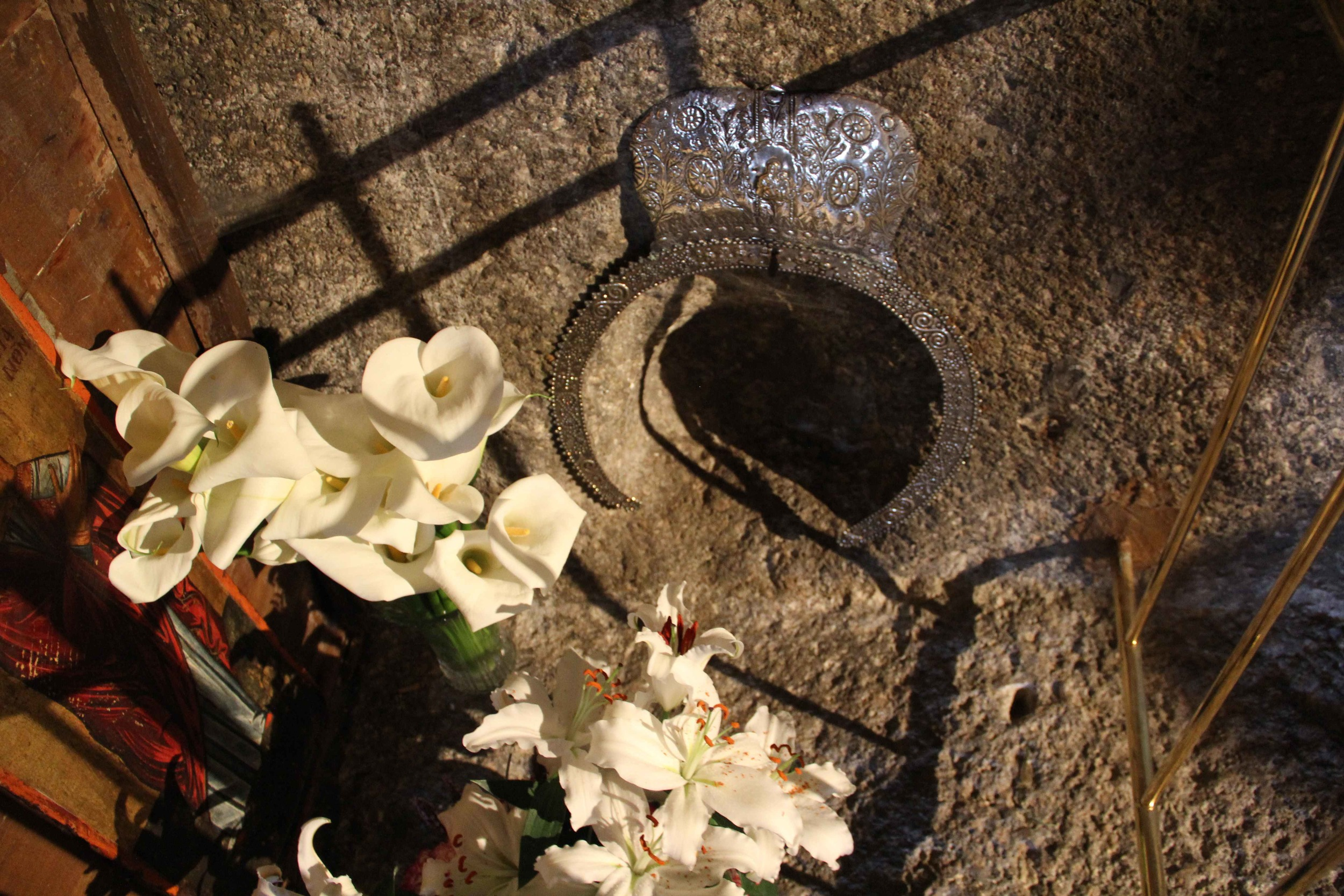 Patmos, la grotta dell'Apocalisse