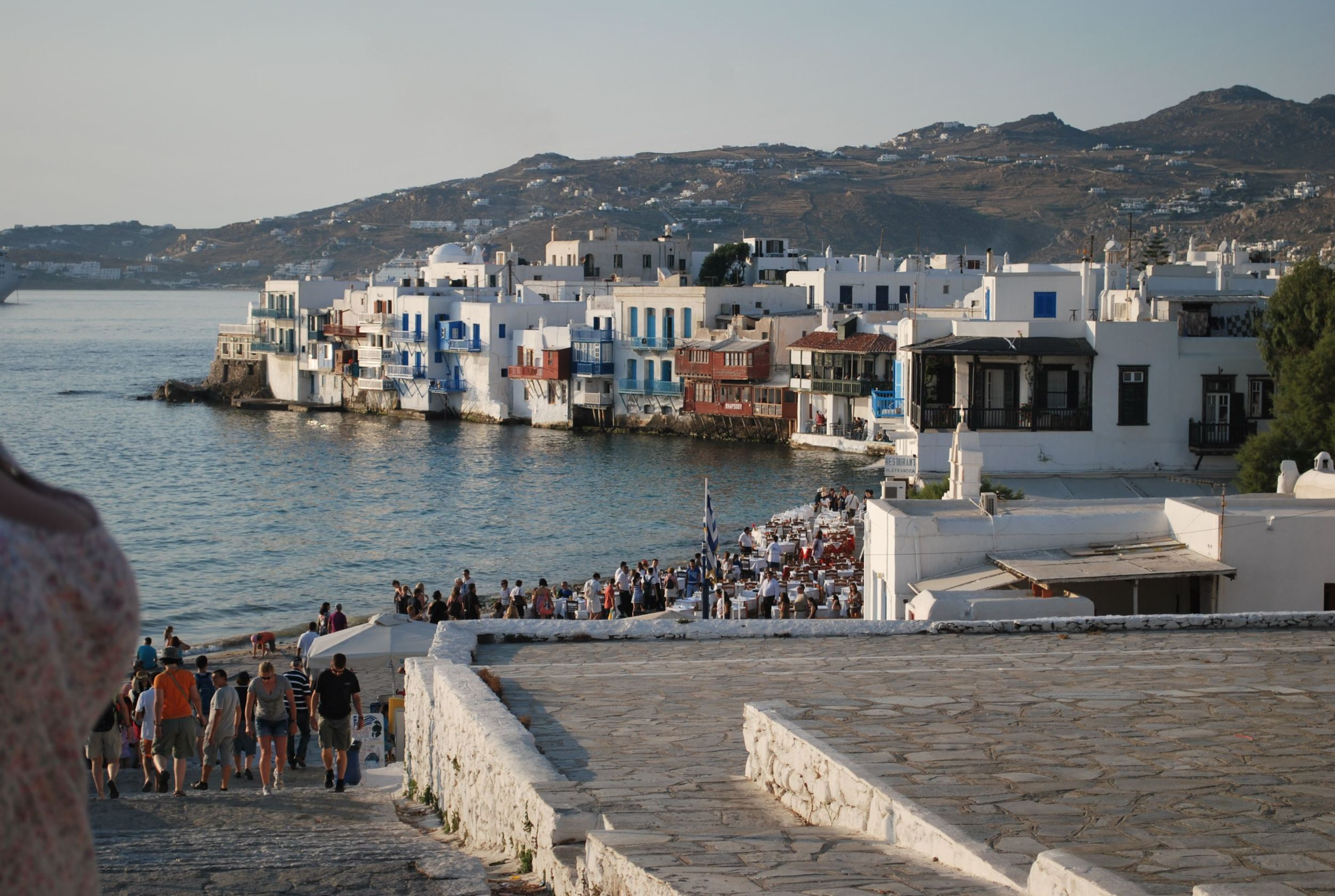 "Mykonos, la ""piccola Venezia"""