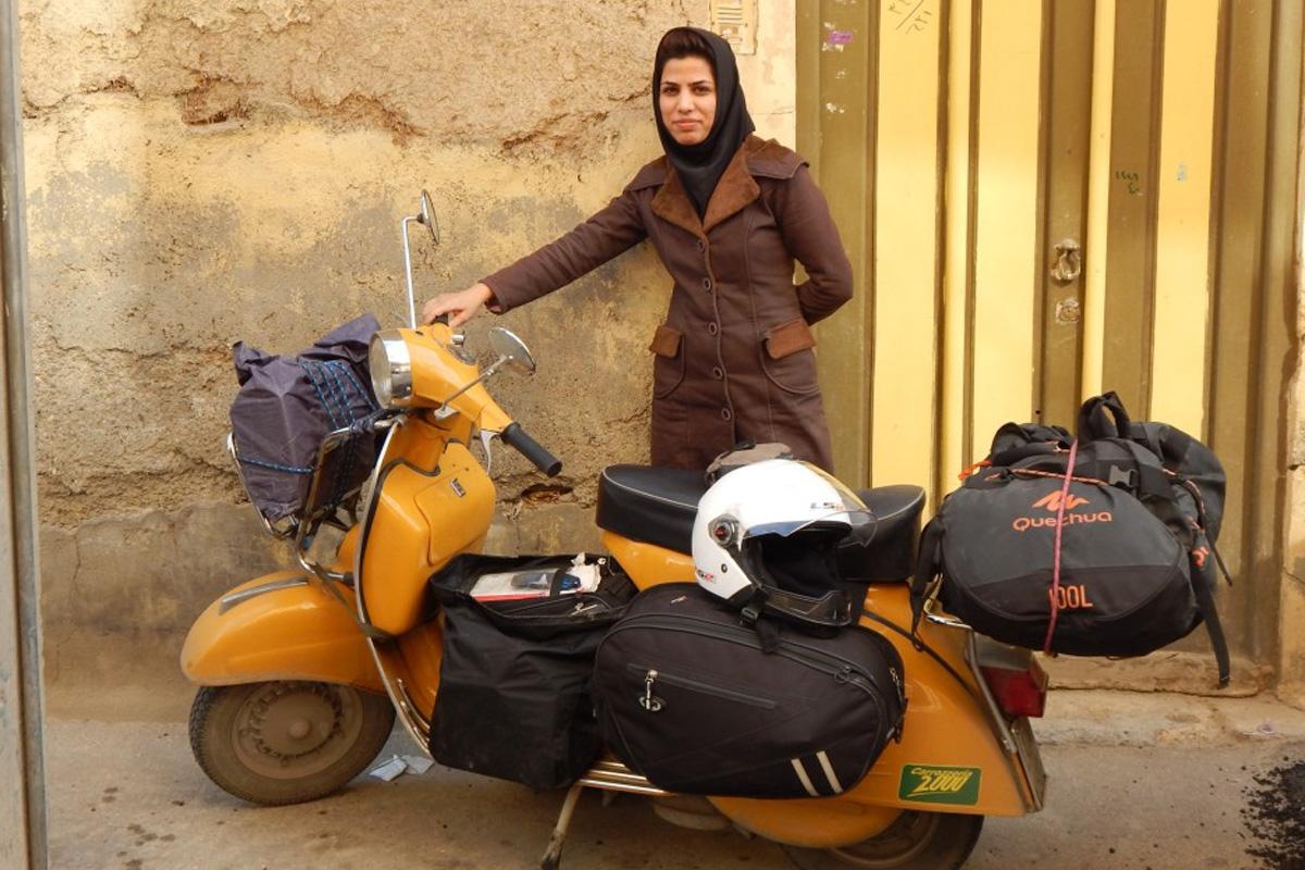 Isfahan, Iran( f  oto di Luca Capocchiano)
