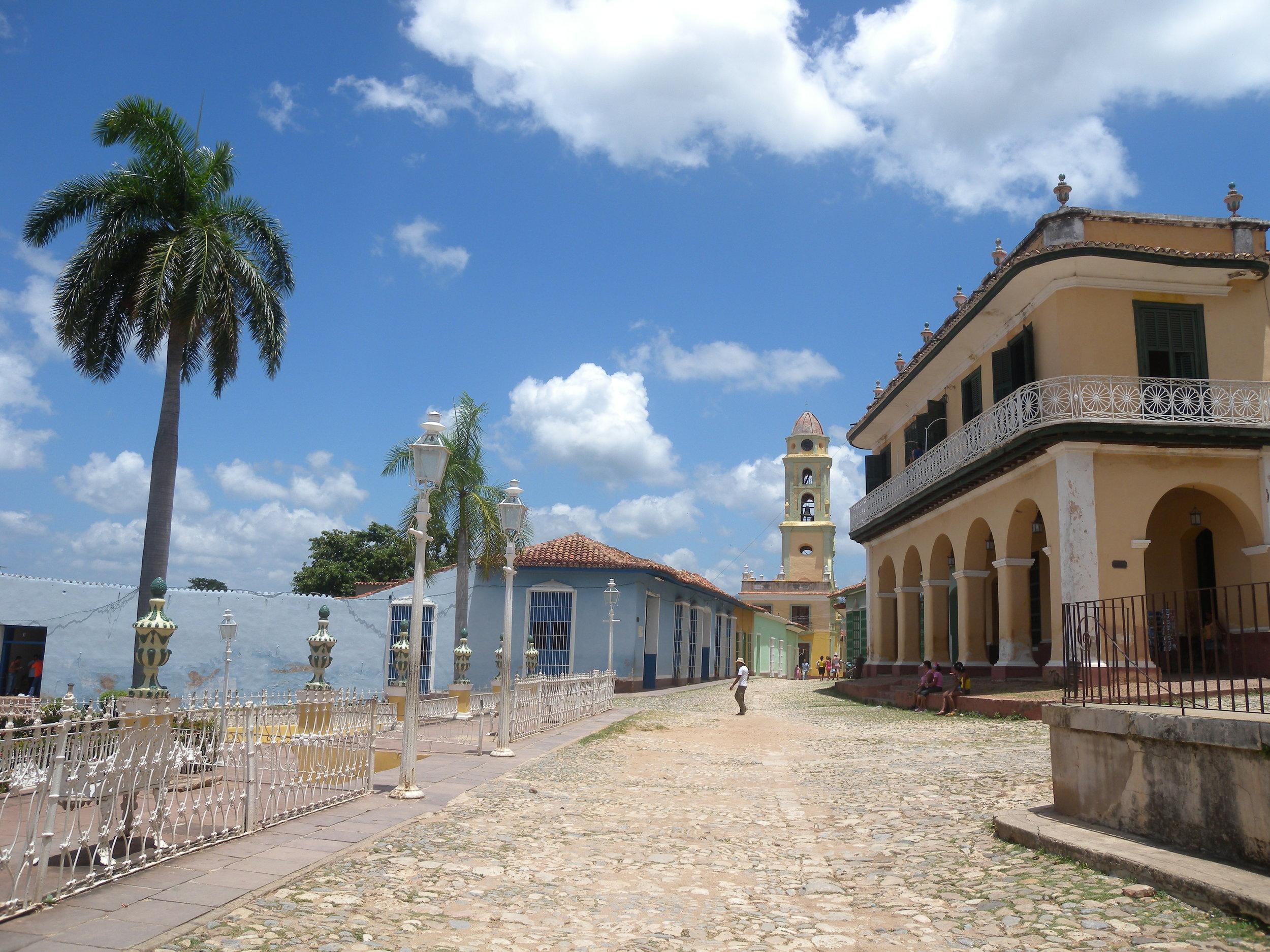Trinidad, a Cuba. Dopo le persecuzioni del passato, si dimostra sempre più aperta verso il mondo LGBTQ