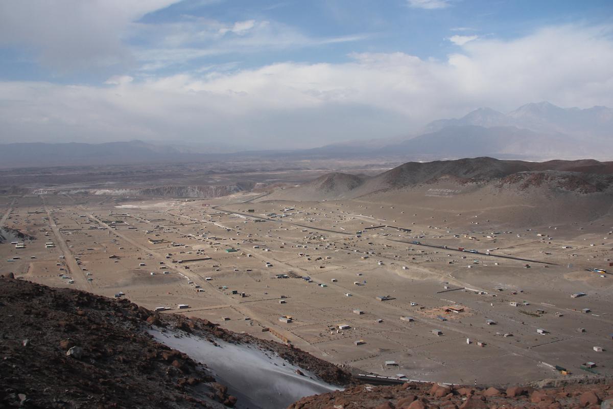 Dintorni di Arequipa