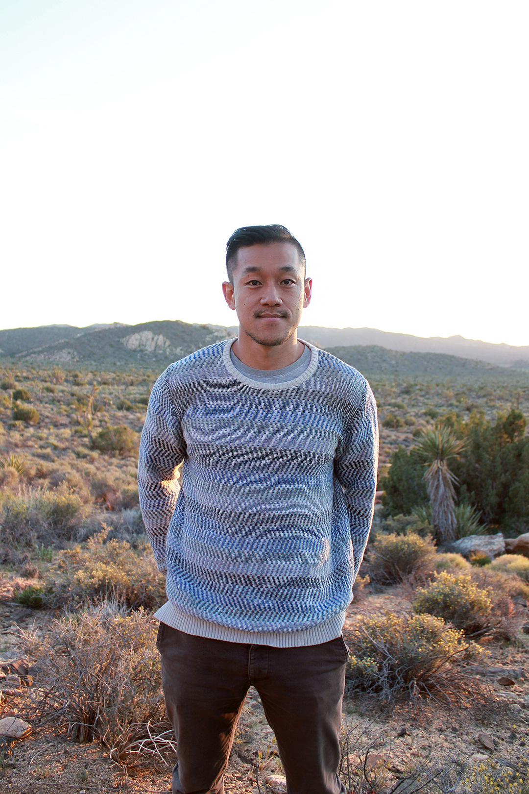 Urban Outfitters Sweater for the chilly desert nights
