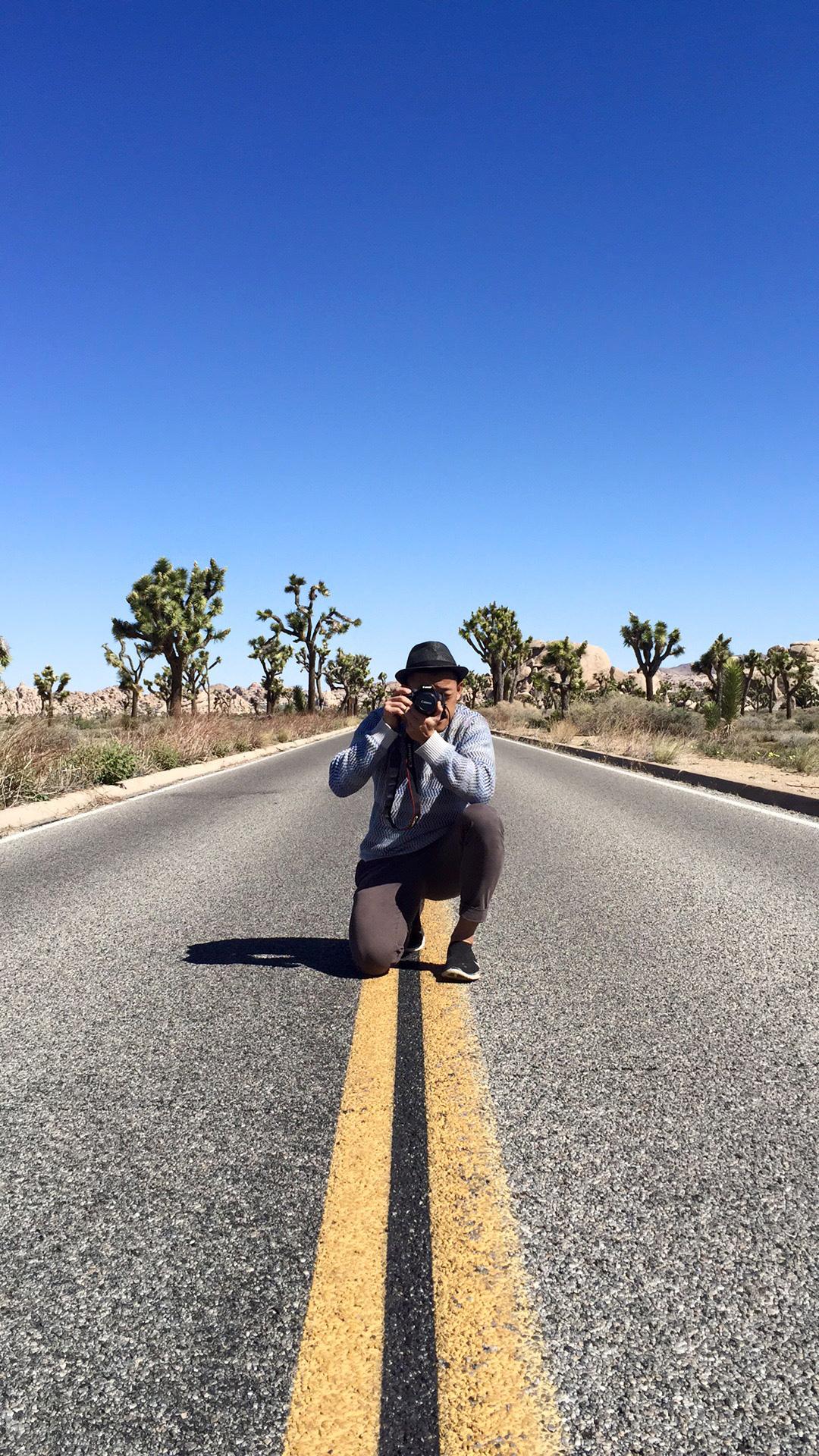 Jack the Photographer