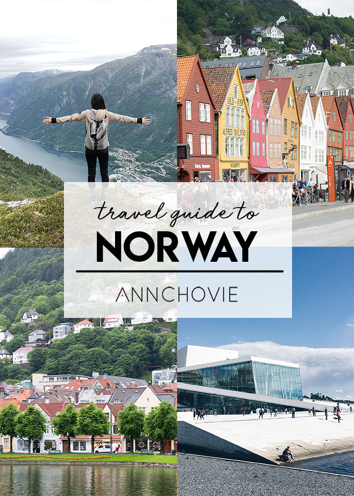 The Norway Travel Guide on Annchovie.com highlights some of the best places to visit in Norway, including Oslo, Bergen, fjords, architecture, nature, and much more! | NORWAY TRAVEL GUIDE | THINGS TO DO IN NORWAY | WHAT TO DO IN NORWAY | WHERE TO GO IN NORWAY | TRAVEL TIPS FOR NORWAY | NORWAY ITINERARY |