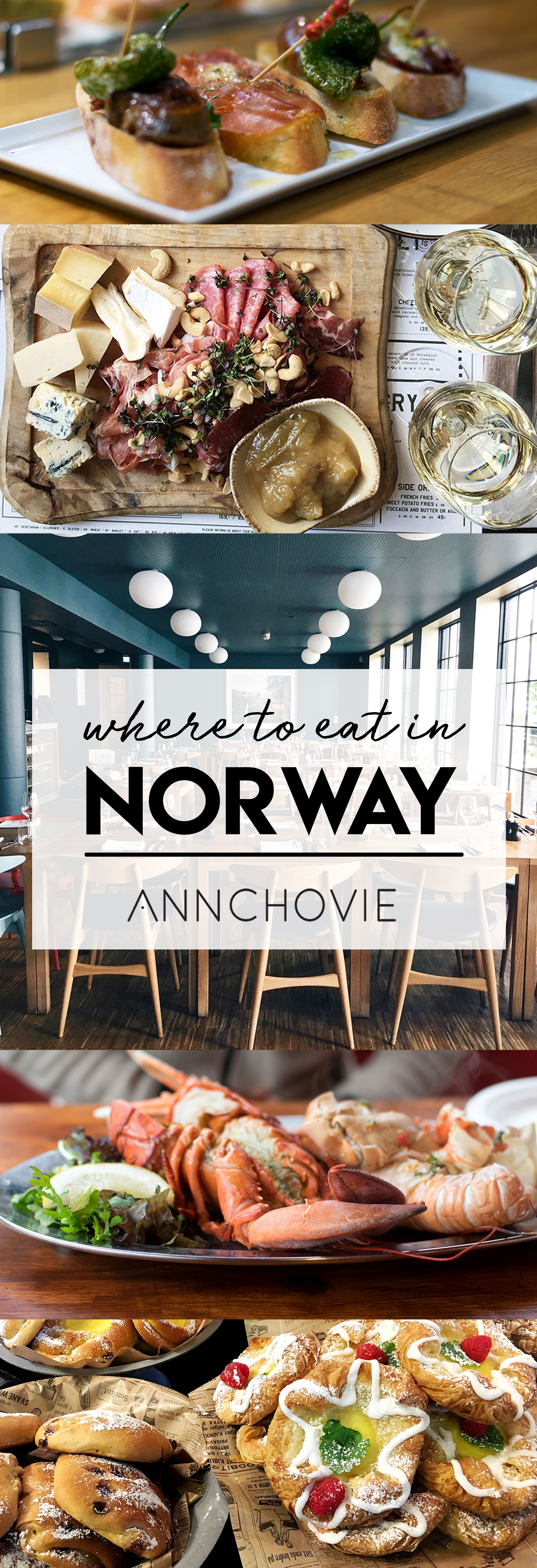 """If you love great coffee culture, fresh seafood, hearty stews, and fresh bread and cheese, check out my food guide """"Where to Eat in Norway,"""" now live on the blog! ❤ It's sure to get you hungry and put a trip to Norway on your to do list! ✔️   NORWAY TRAVEL GUIDE   WHERE TO GO IN NORWAY   NORWAY ITINERARY   WHERE TO EAT IN NORWAY   FOOD GUIDE TO NORWAY  """