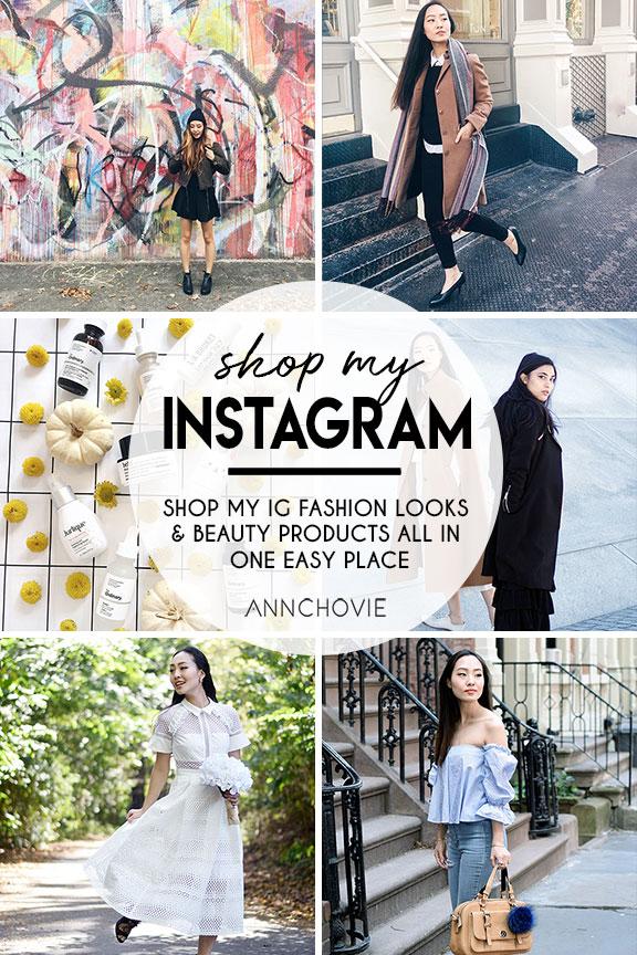 Shop My Instagram 2017
