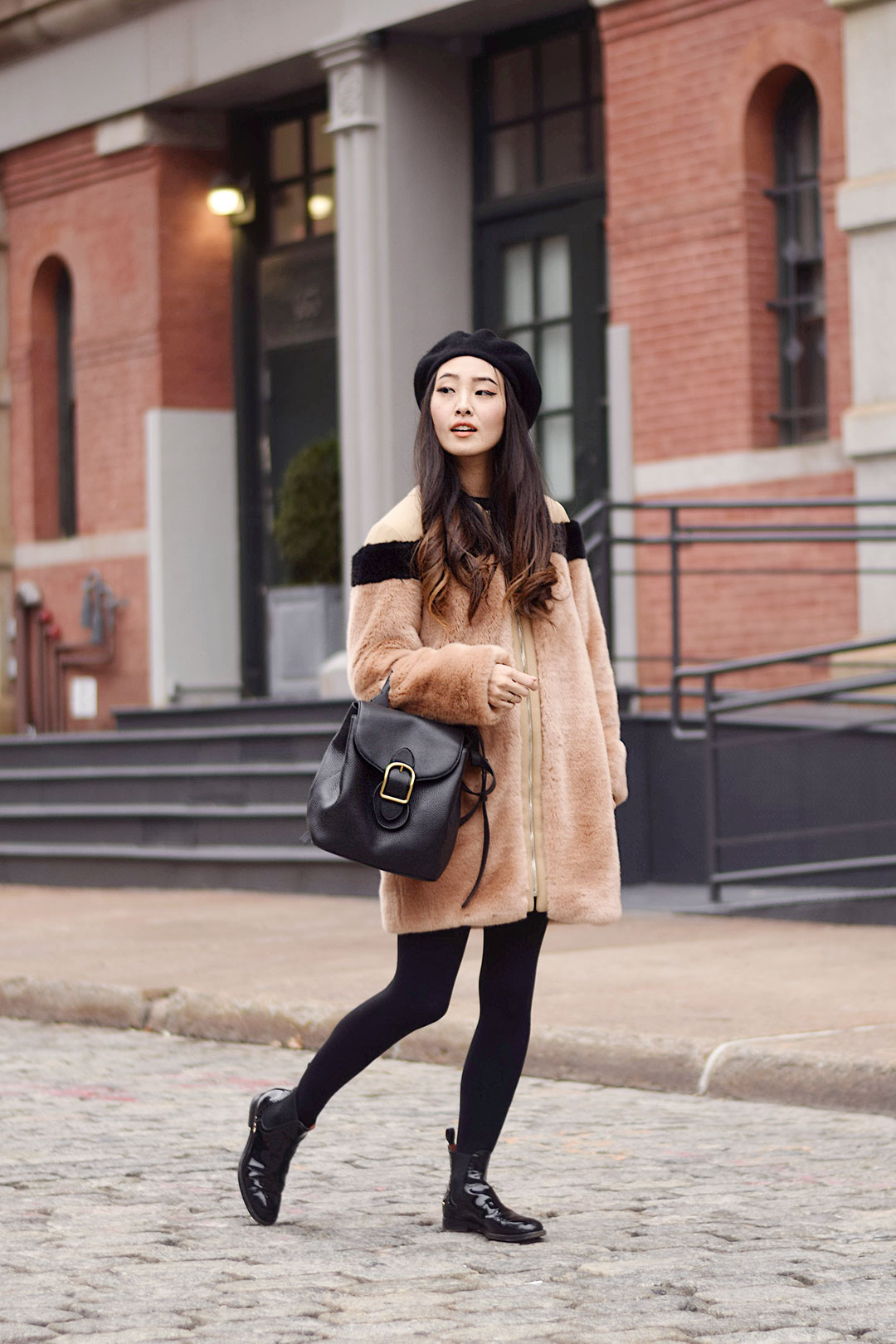 Make A Statement With A Faux Fur Coat