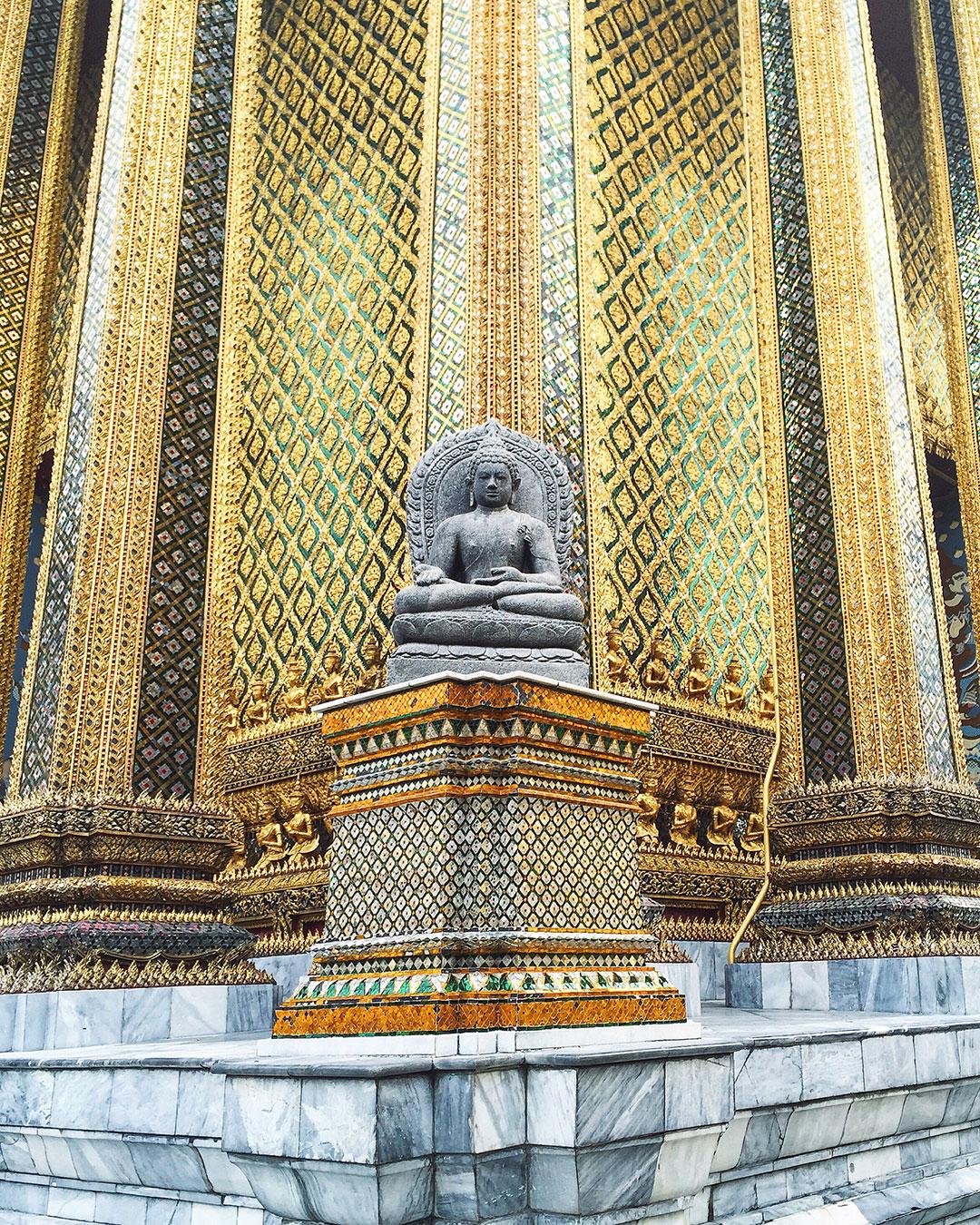 Buddha at Wat Phra Kaew