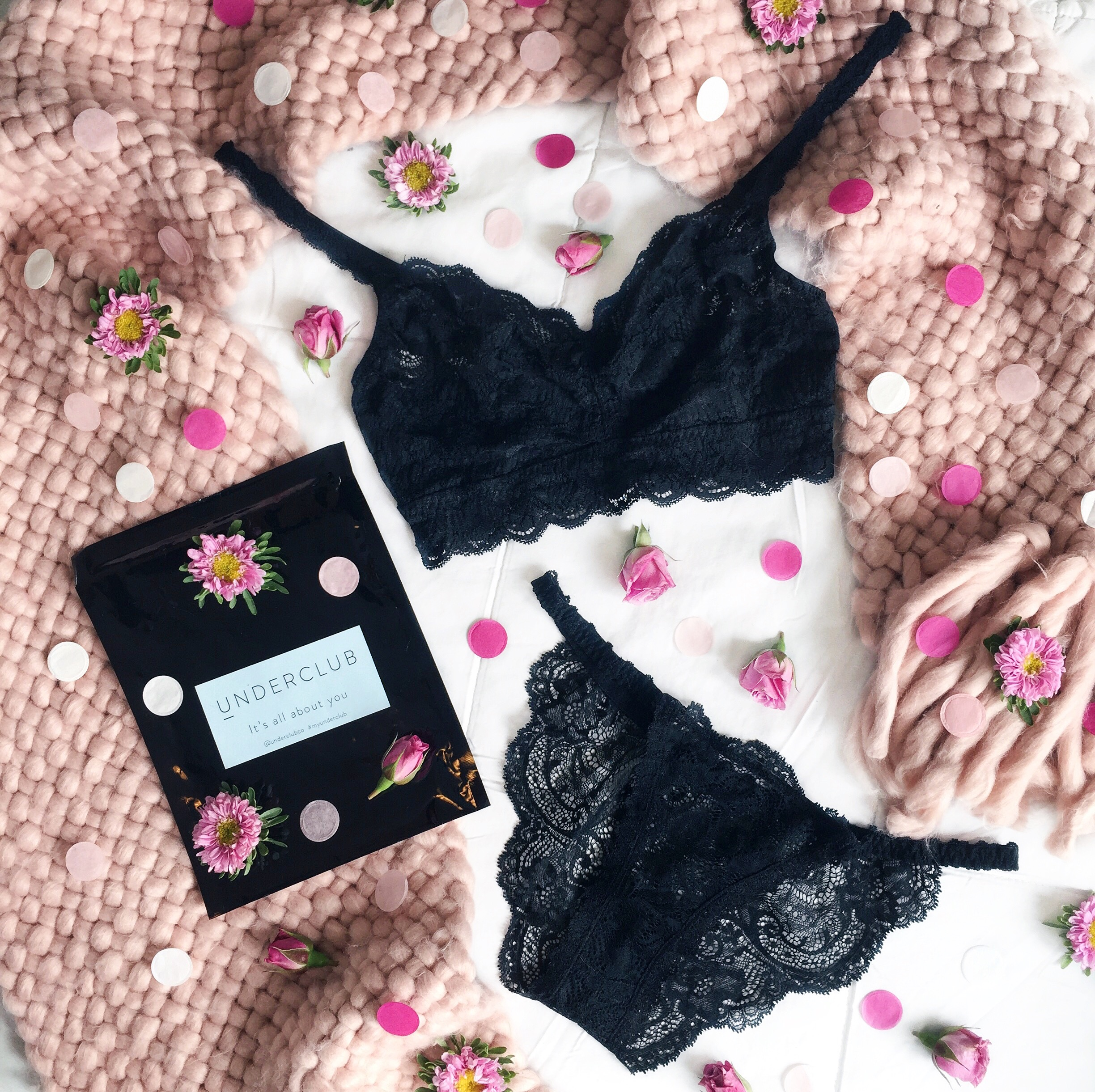 The Perfect Valentine's Gifts For Her - Underclub Subscription