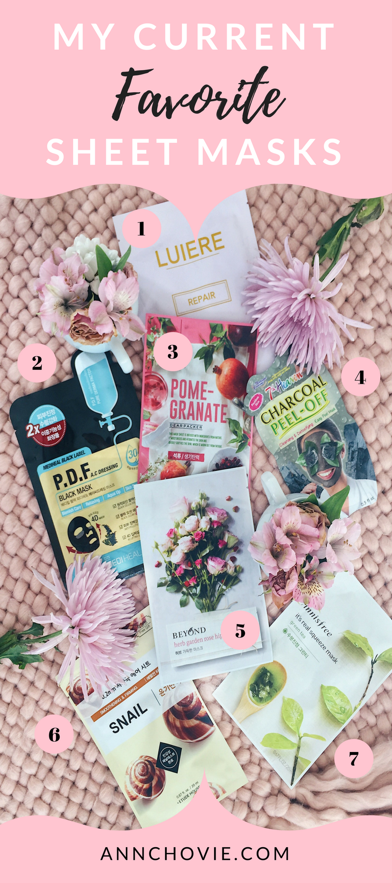 I mask about 1-2 times a week depending on the dryness of my skin, so I've been going through a lot of sheet masks. I've rounded my current favorite sheet masks so you can try them. Check them out and pamper your skin with your own at home spa treatment! | BEST SHEET MASKS YOU NEED TO TRY | SHEET MASK ROUTINE | BEST FACE MASKS | KOREAN BEAUTY |