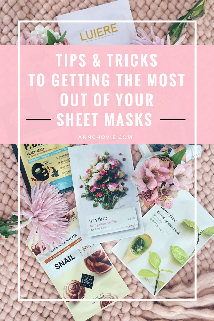 While sheet masks are definitely easy to use, there are common mistakes that even I have committed in the past. I've put together my routine below with the dos and don'ts, and tips and tricks to get the most out of your sheet masks. | BEST SHEET MASKS YOU NEED TO TRY | SHEET MASK ROUTINE | BEST FACE MASKS | KOREAN BEAUTY |