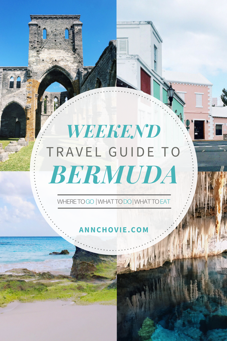 All the top places to go in this ultimate weekend travel guide to Bermuda! | TRAVEL TIPS | BERMUDA TRAVEL GUIDE | THINGS TO DO IN BERMUDA | MUST SEE PLACES IN BERMUDA |