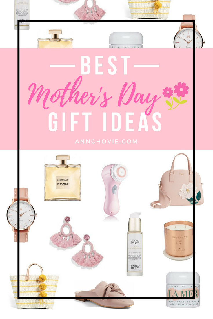 We're only a few weeks away from Mother's Day, and I wanted to pull a gift guide together to give you the best Mother's Day gift ideas! Let's all tell our moms how much we love them and show them how much we care this year! | MOTHER'S DAY GIFT GUIDE | BEST GIFTS FOR MOM | GIFTS FOR HER | MOTHER'S DAY GIFTS | PERFECT GIFTS |