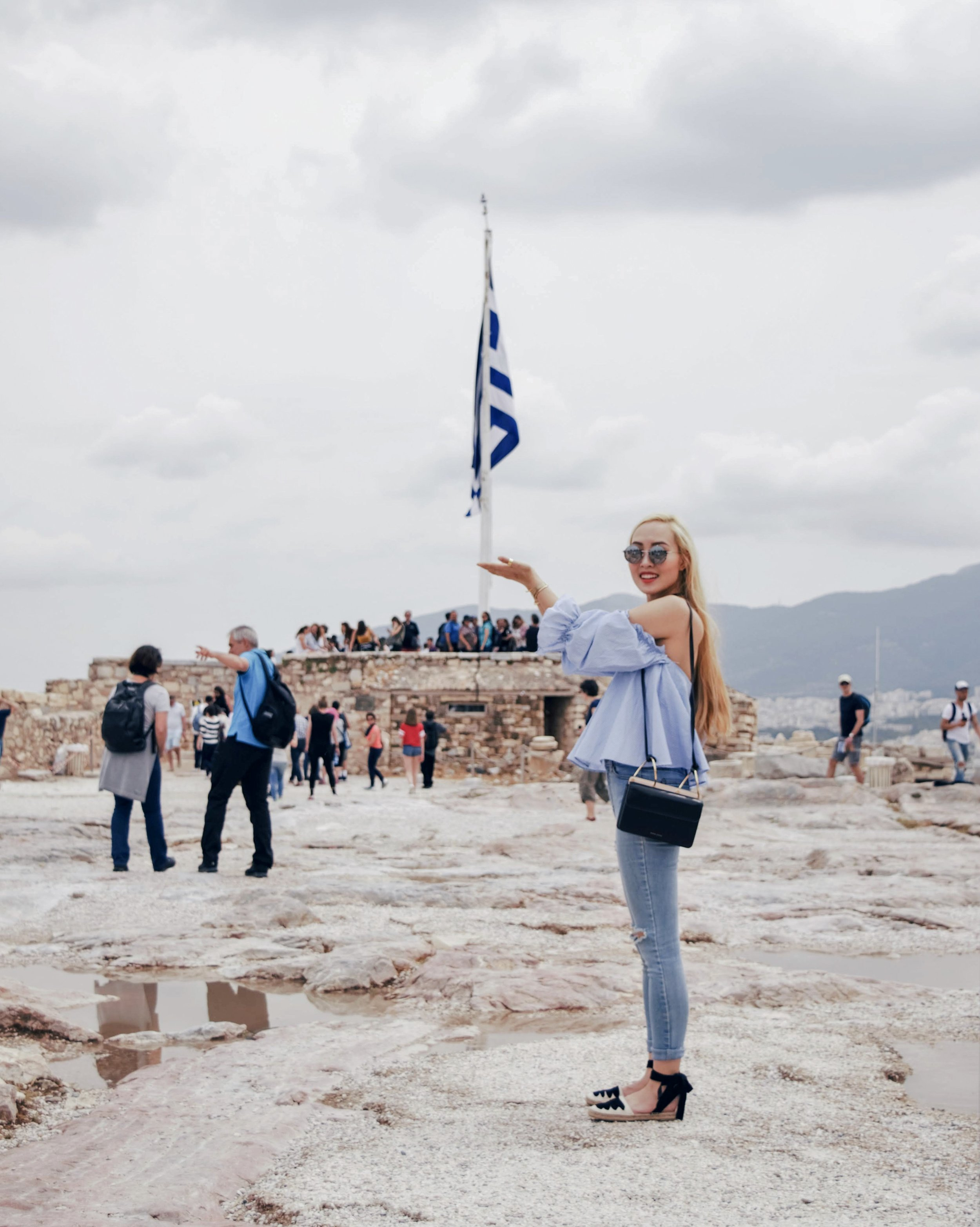 What I Wore in Greece | Athens Lookbook 3.JPG