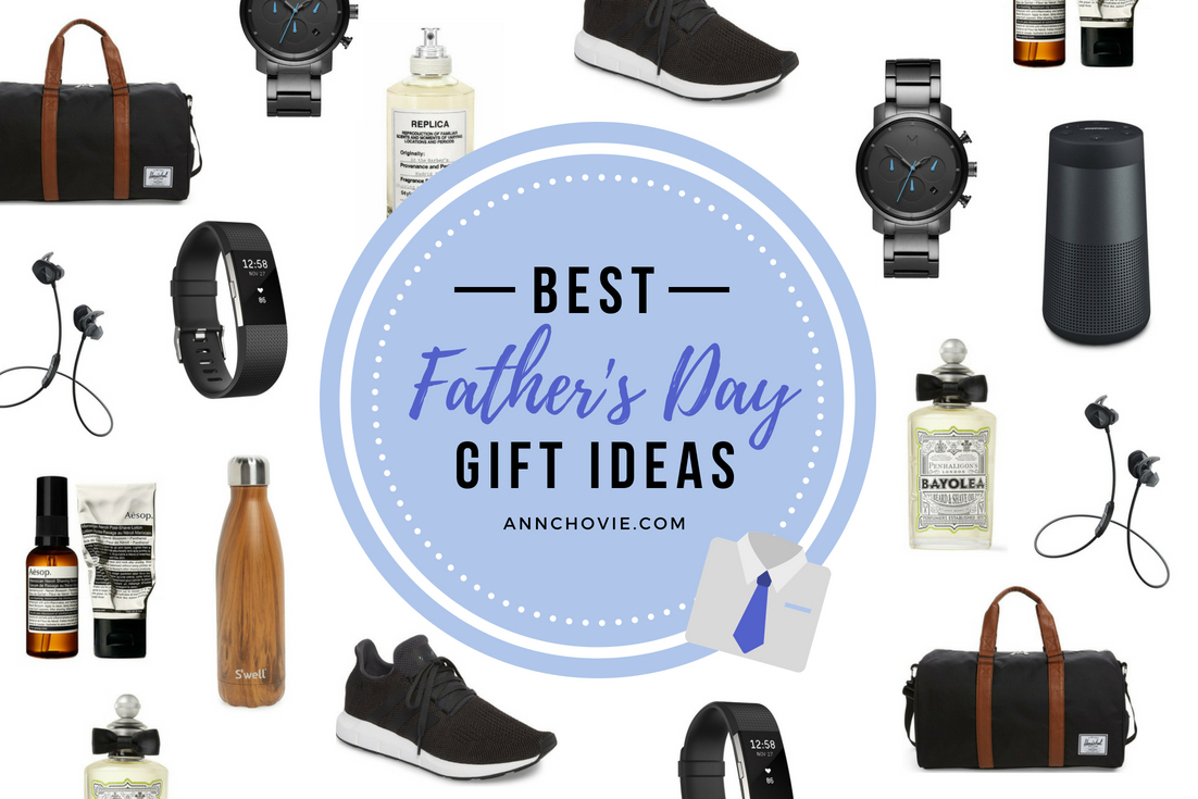 I've put together the best Father's Day gift ideas for you to spoil your dad this year! There's a lot of different price points, and a good variety so you can find your dad the perfect gift. Enjoy!| FATHER'S DAY GIFT GUIDE | BEST GIFTS FOR DAD | GIFTS FOR HIM | FATHER'S DAY GIFTS | PERFECT GIFTS |