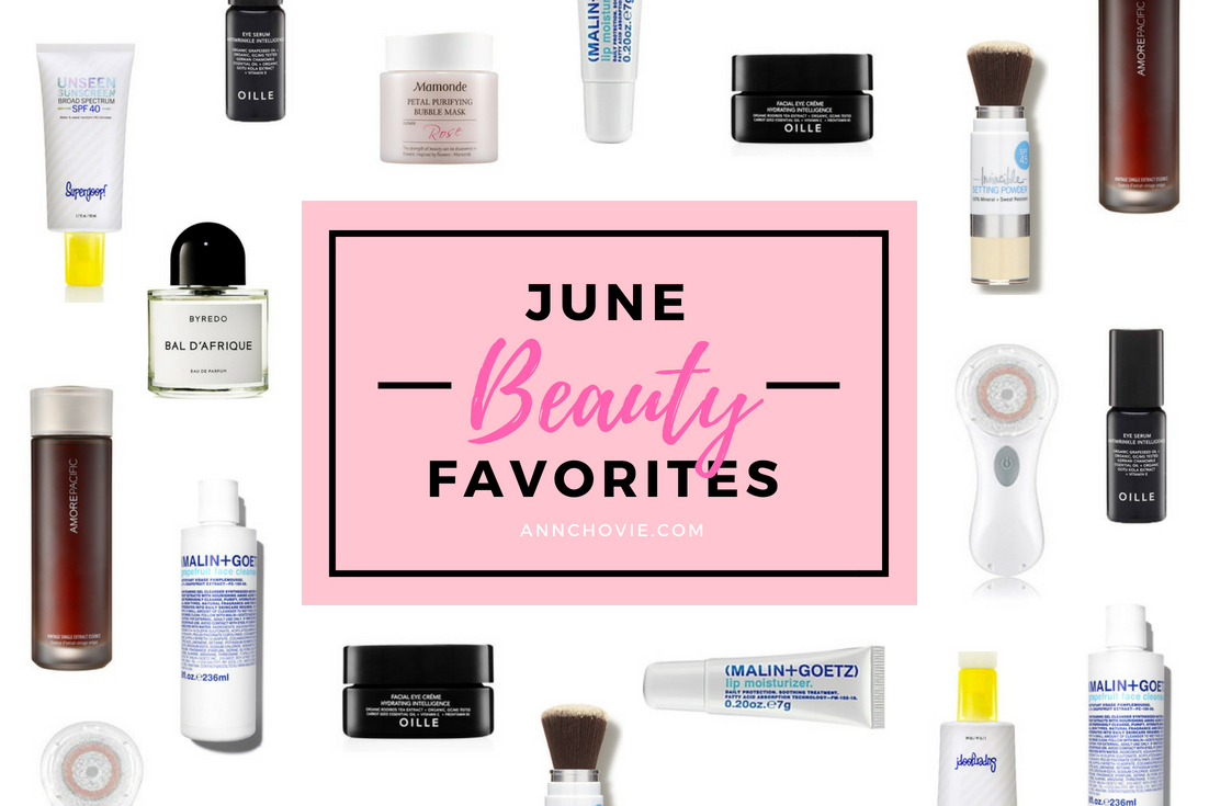 For my June Beauty Favorites, I have a mix of K-Beauty goodies, plant-based natural skincare, products for sensitive skin, sunscreen, and much more! Check out my top picks on the blog along with in-depth beauty reviews! | #BEAUTYPRODUCTS | #SKINCAREPRODUCTS | #SKINCAREROUTINE | SKINCARE FAVORITES | SKINCARE TIPS | BEST #MAKEUP PRODUCTS | #KOREANBEAUTY |