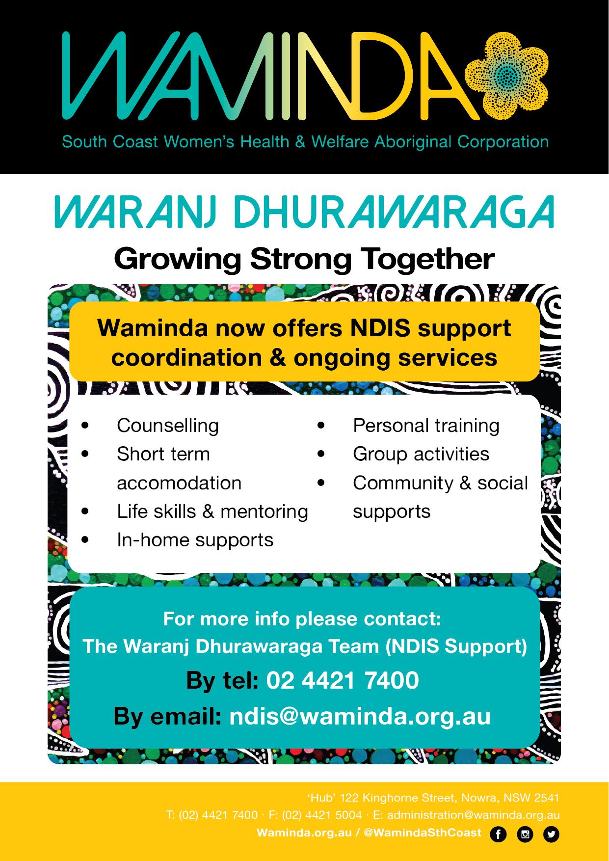 NDIS V5 WEB A4 02.07.19 Waranj Dhurawaraga flyer-01.jpg