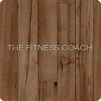 The Fitness Coach logo