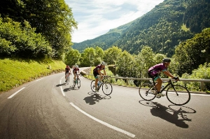 Lactate Testing Cyclists