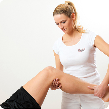 Deep Tissue Massage London