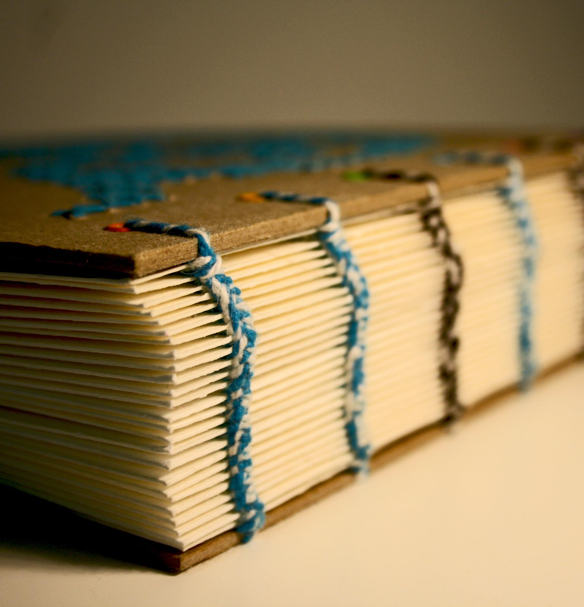 Bookbinding - Cross stitch - Create - spine.jpg