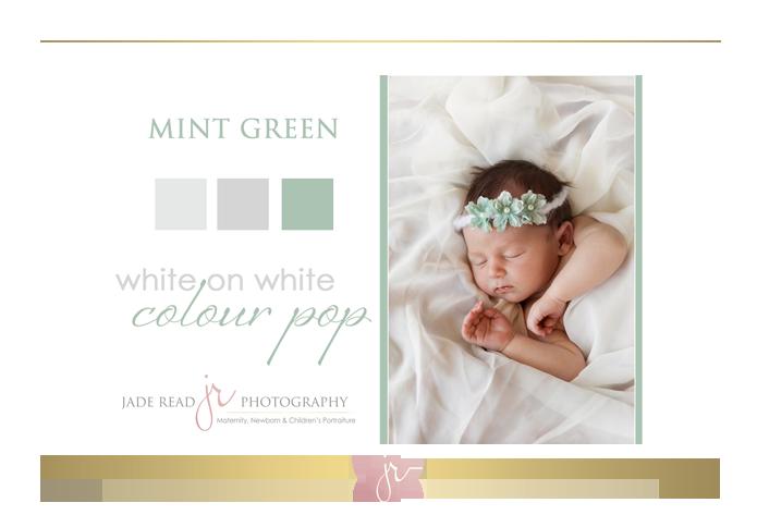 baby photos gold coast children photos family photos colour palette styling mint green