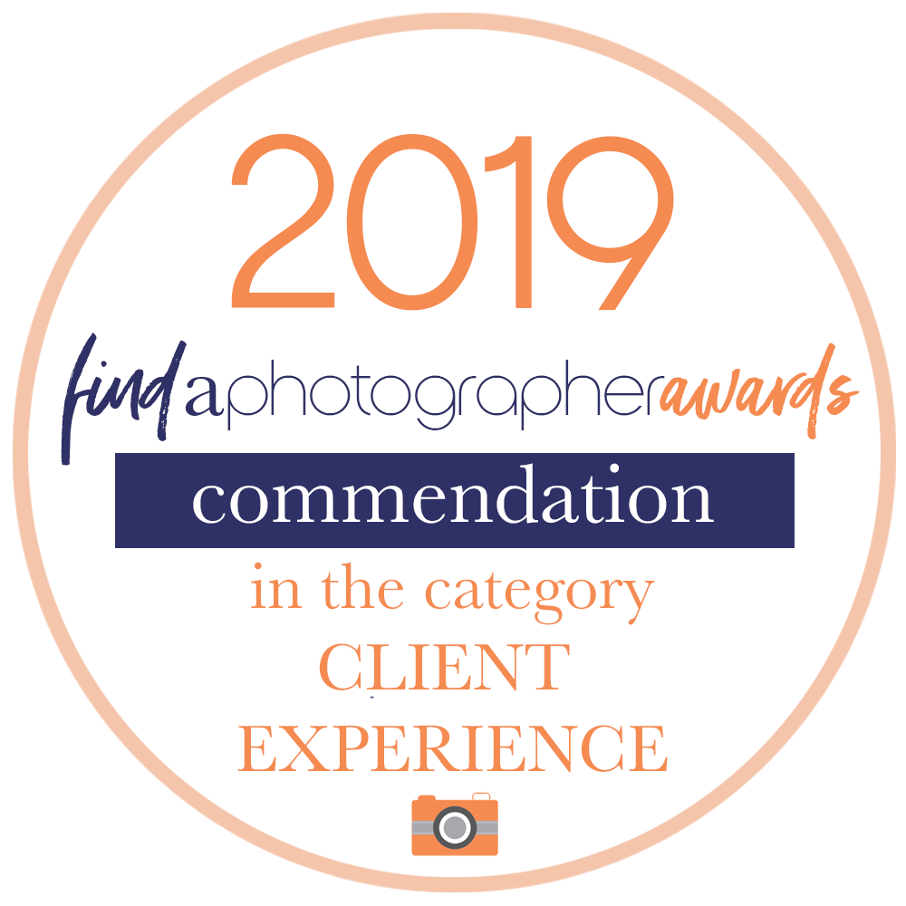 Find A Photographer Awards Client Experience Commendation.png