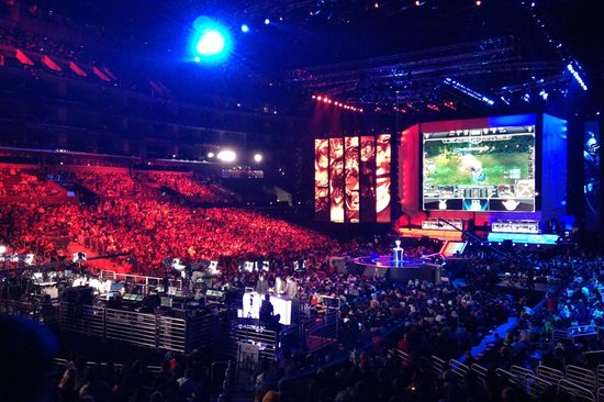 League of Legends 2014 World Championships