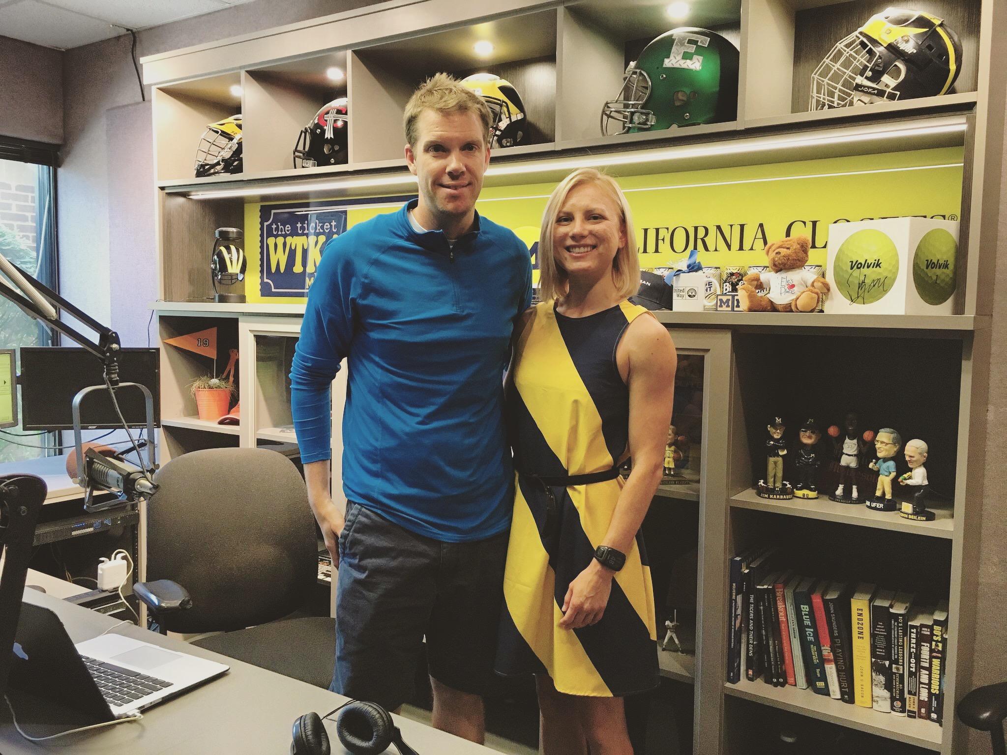 Sports Law Talk on Sports Talk Radio! -