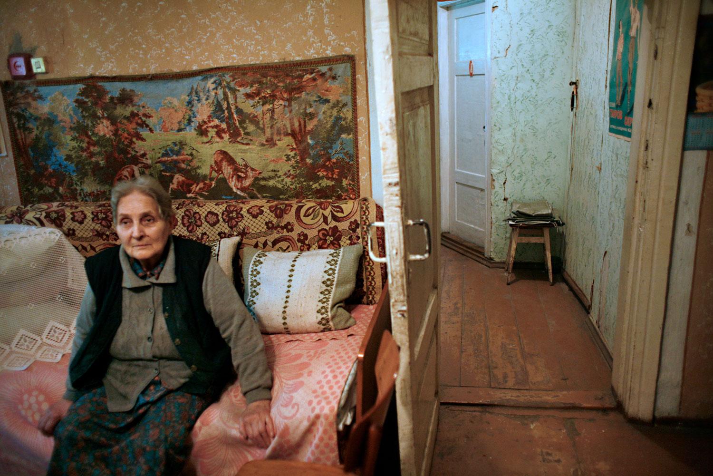 Natalia In Her Room