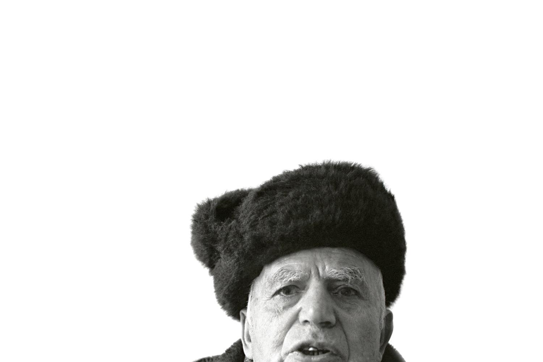 LEIZER TELLS HIS STORY Zhytomyr, Ukraine, 2005