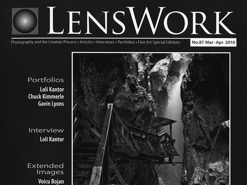 Lenswork No.87 March - April 2010