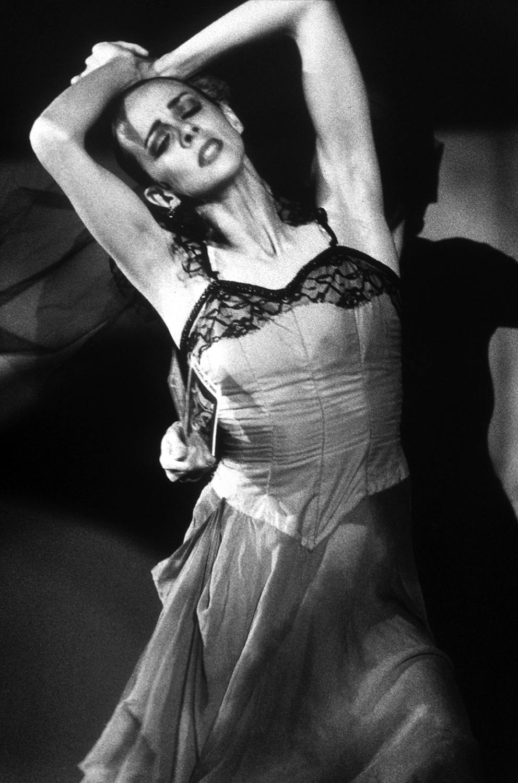 Vanessa as Carmen