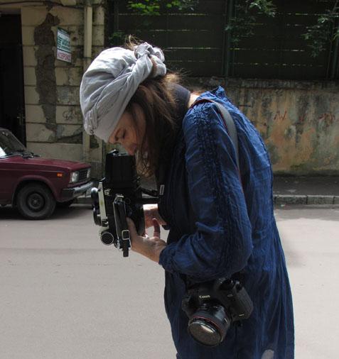 Photo by Tanya Chernova, 2011
