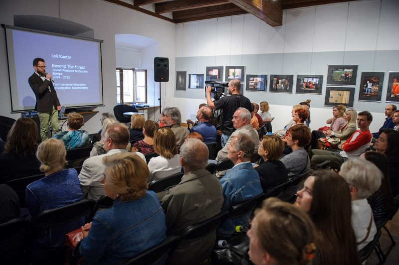 Tarnow Cultural Center,Tarnow, Poland June 18 - July 19, 2015