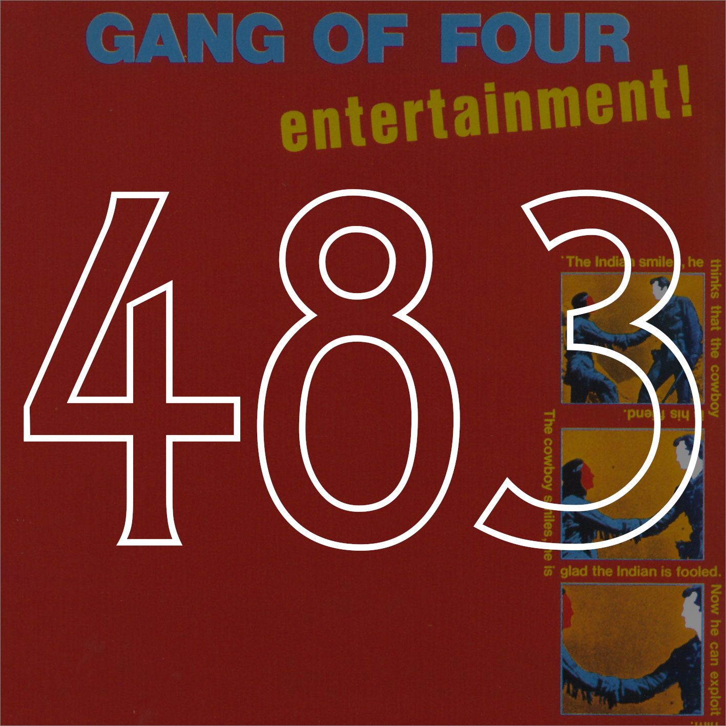 483: Gang of Four,