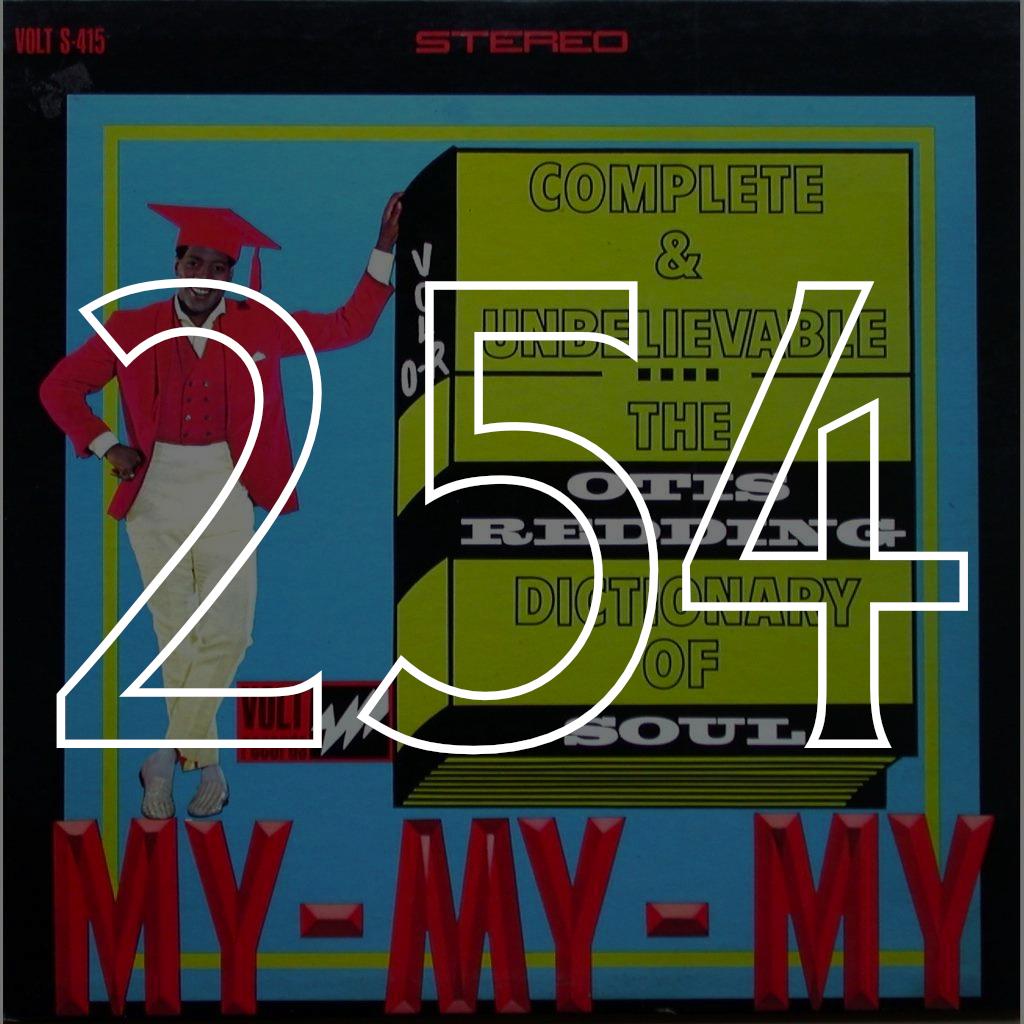 254: Otis Redding,