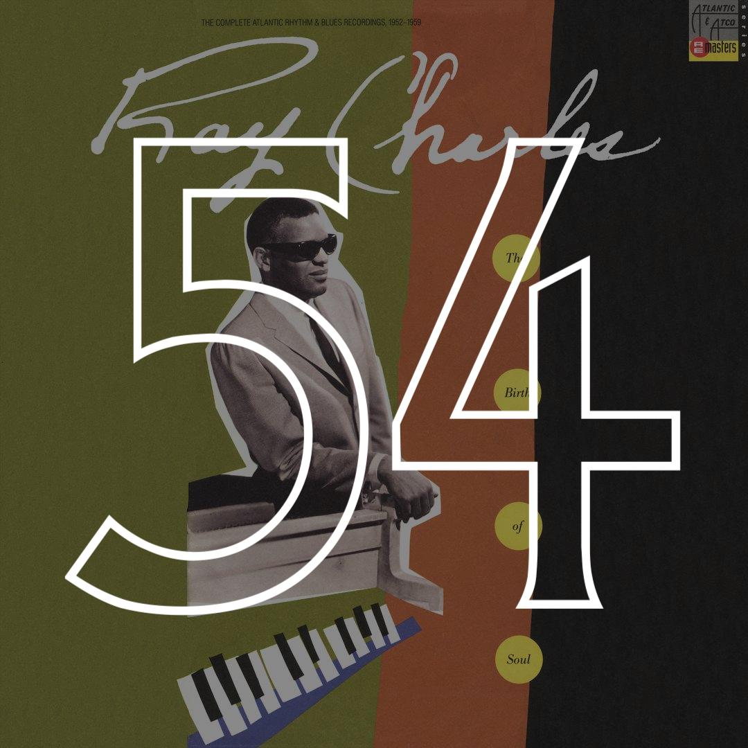 54: Ray Charles,