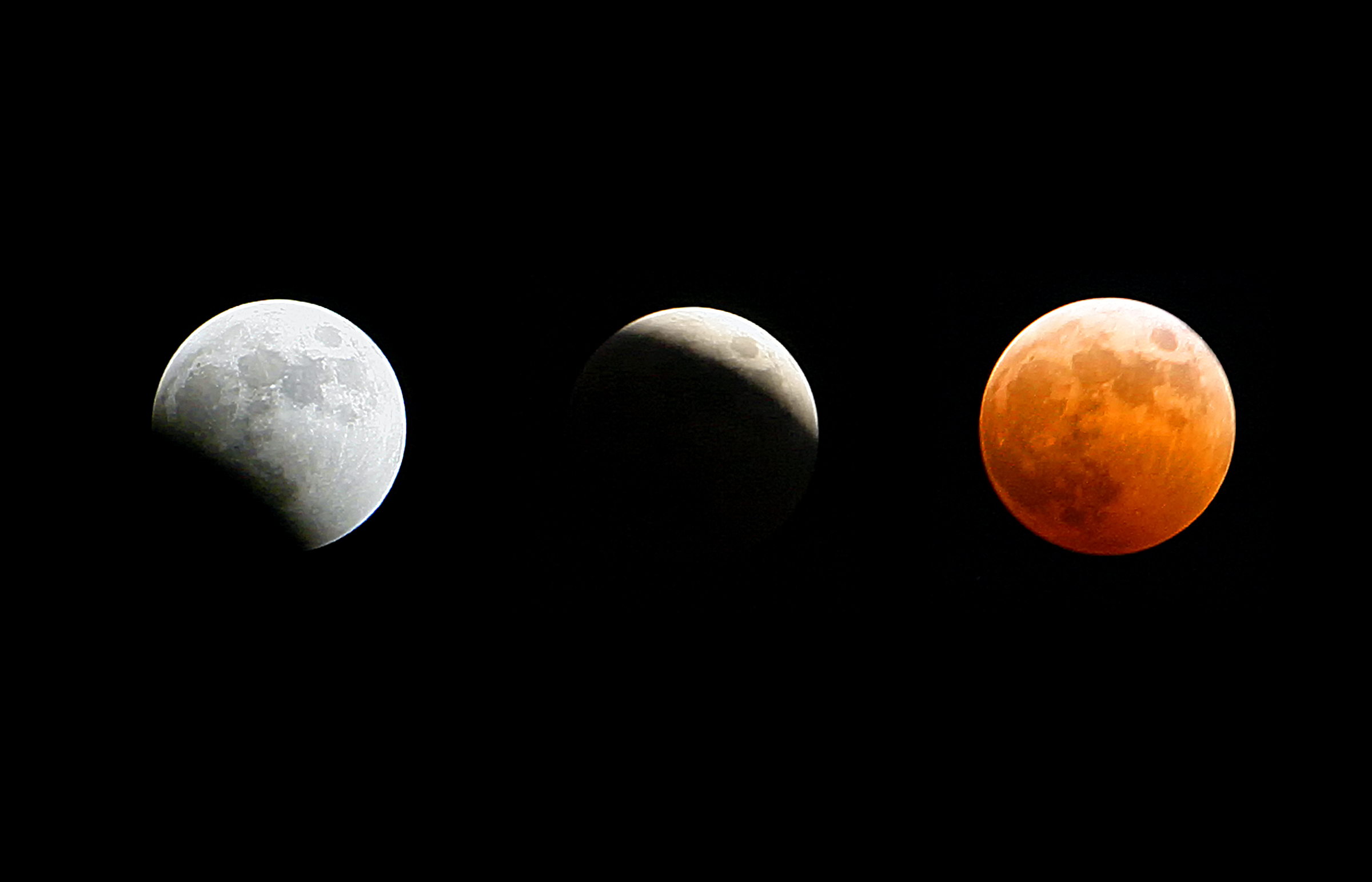 Lunar Eclipse I