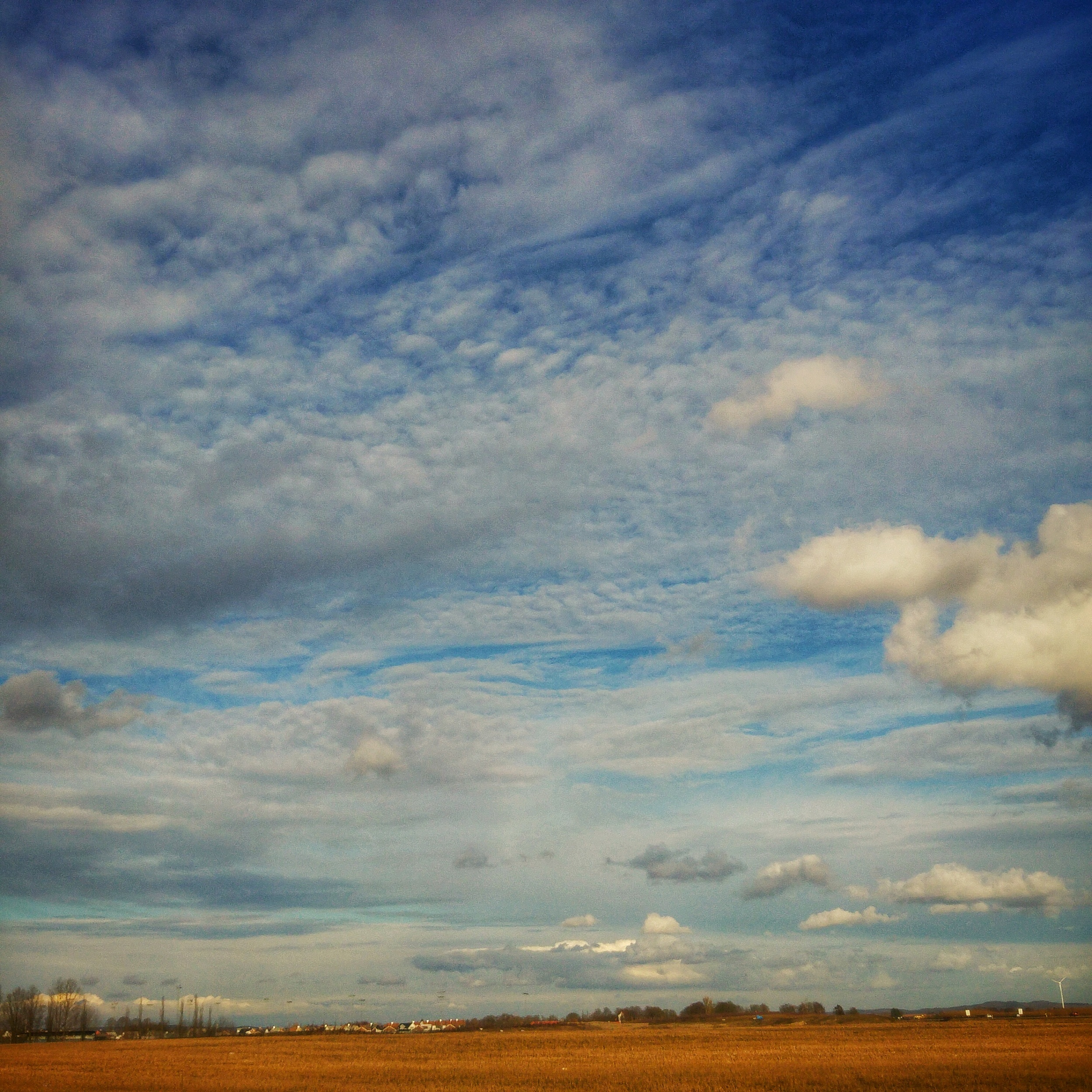 INSTAGRAM 365 Day 81: Small Town, Big Sky