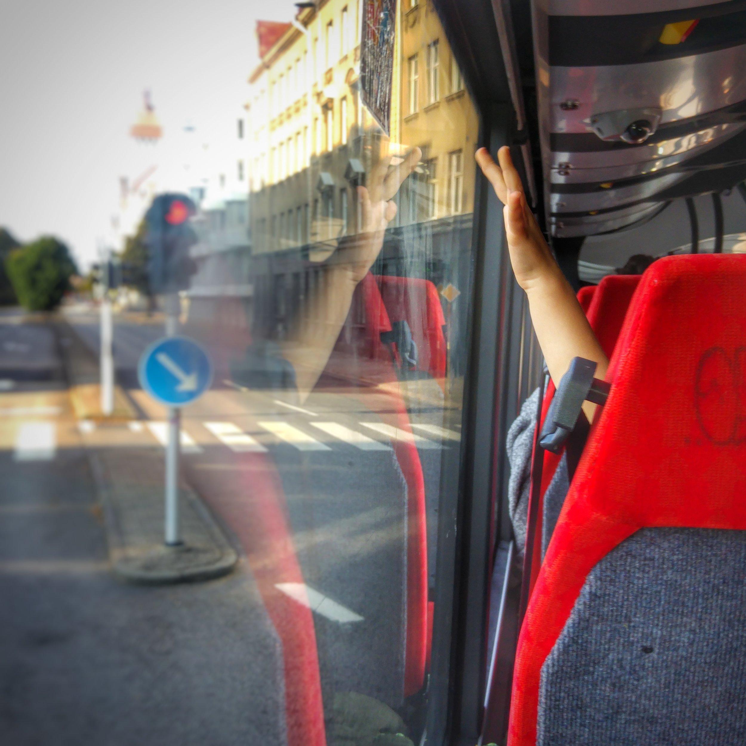 September 25 -Day 269: Little Bus Passenger