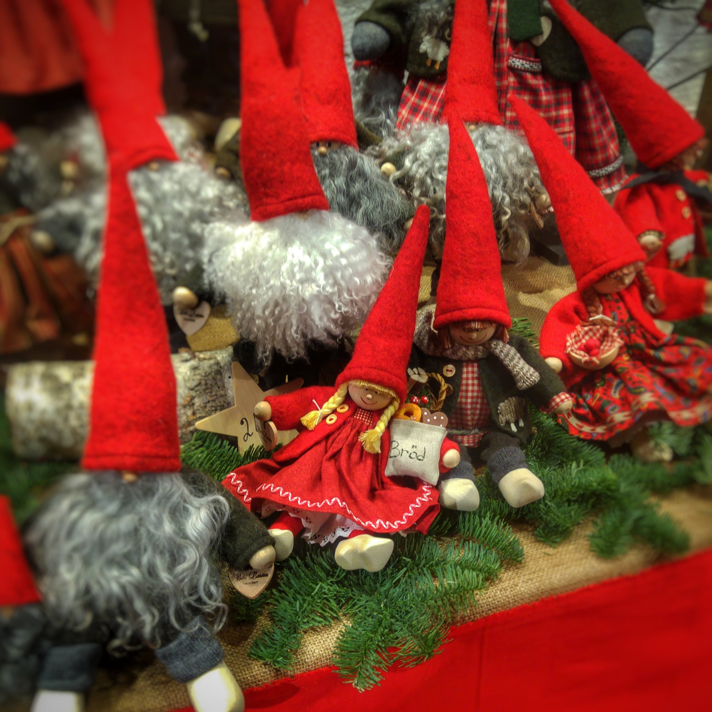 December 4 - Day 339: Gnomes, gnomes, everywhere gnomes!